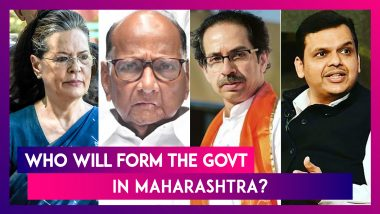 Sonia Gandhi Keeps Shiv Sena Waiting, Who Will Form The Government In Maharashtra?